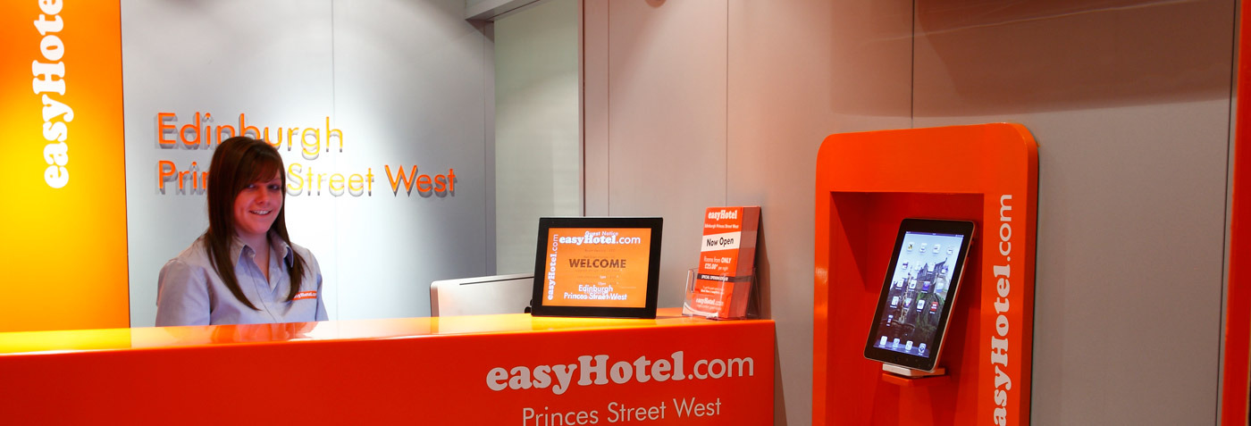 Any enquiries regarding hotel rooms, meeting facilities, dining and other available services? Contact easyHotel Edinburgh to find out more.